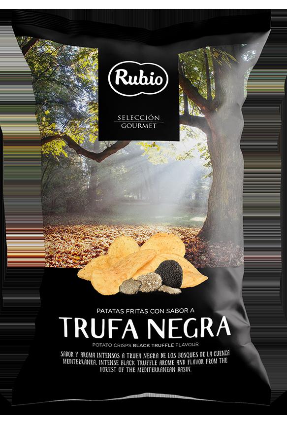 Potato crisps Black Truffle Flavour