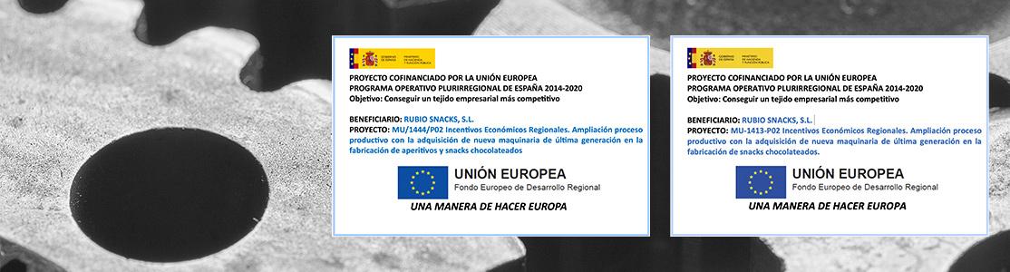 Programa operativo plurirreginal de España 2014-2020