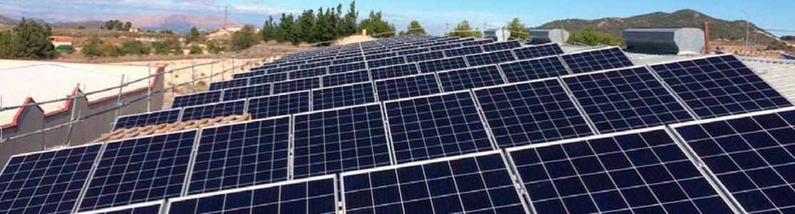 Cuidamos el medio ambiente: Instalación solar fotovoltaica