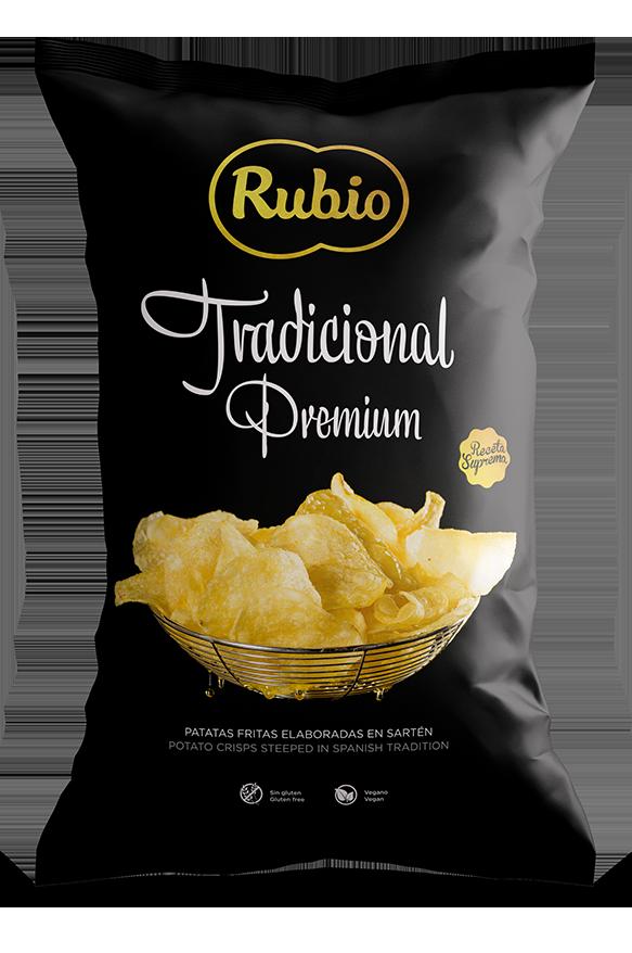 Patatas fritas Tradicional Premium